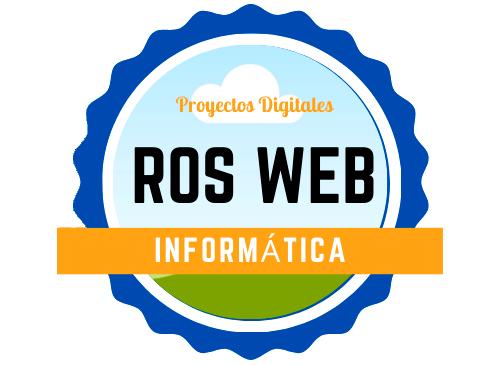 Aplicaciones web informática y tienda online.